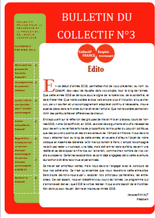 bulletin collectif 3